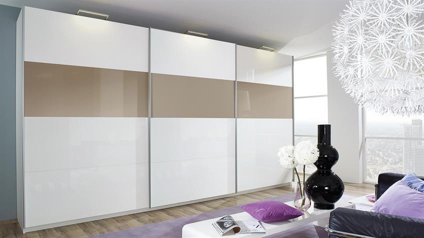schwebet renschrank beluga wei sandgrau hochglanz 315x223. Black Bedroom Furniture Sets. Home Design Ideas
