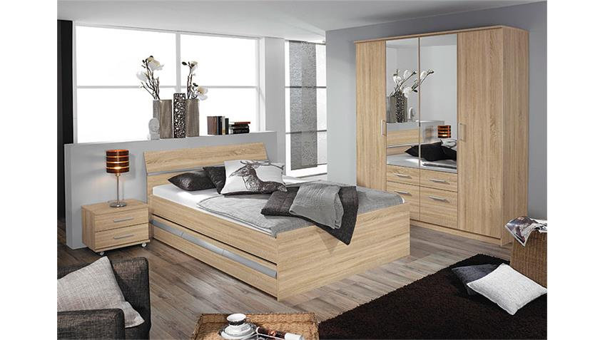 schlafzimmer i apulien in sonoma eiche s gerau. Black Bedroom Furniture Sets. Home Design Ideas