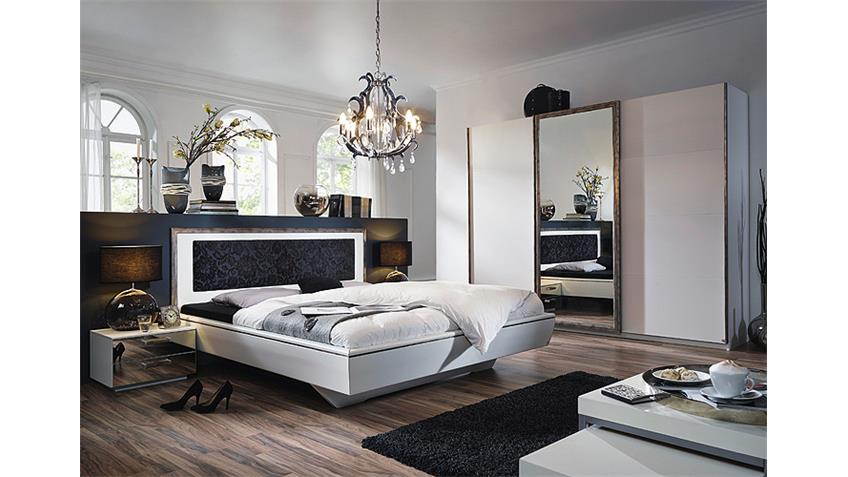 schlafzimmer schwarz weis gold ihr traumhaus ideen. Black Bedroom Furniture Sets. Home Design Ideas