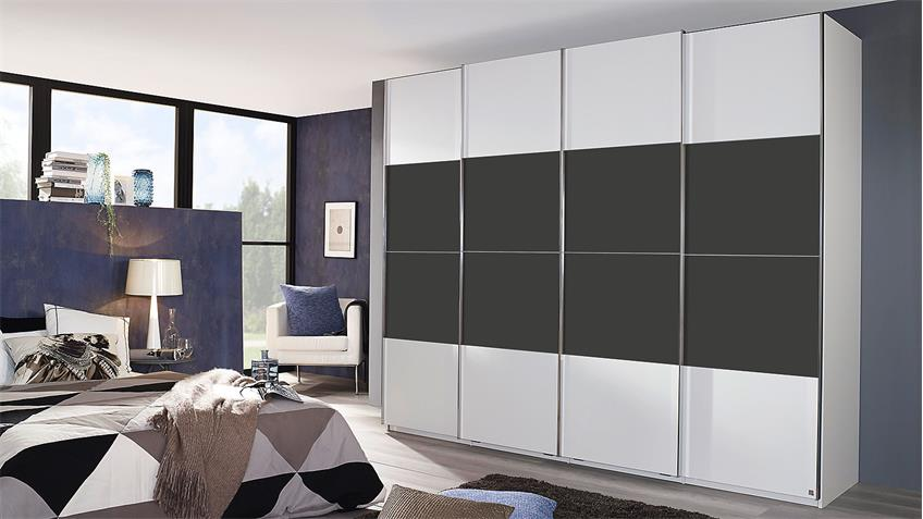 schwebet renschrank saligo wei grau synchronauszug 270. Black Bedroom Furniture Sets. Home Design Ideas