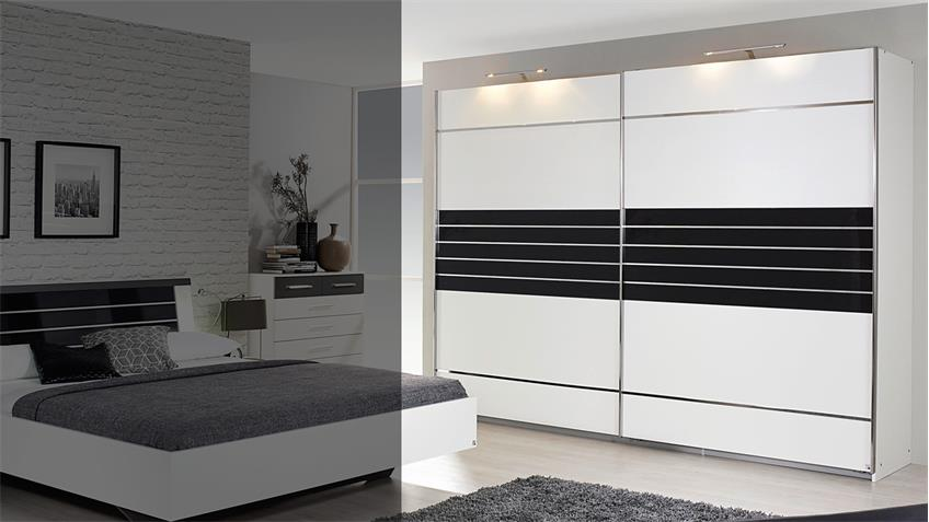 schwebet renschrank nienburg in wei und glas in basalt 271. Black Bedroom Furniture Sets. Home Design Ideas