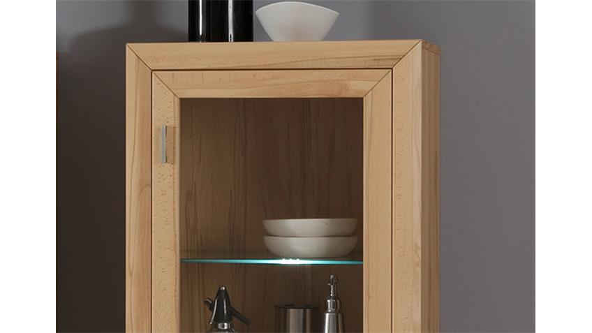 Highboard PASSEPARTOUT 04/R Kernbuche massiv