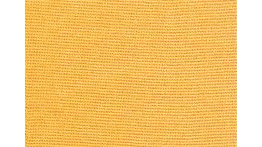 Wohnlandschaft SAN MARINO Ecksofa in gelb mit Funktion