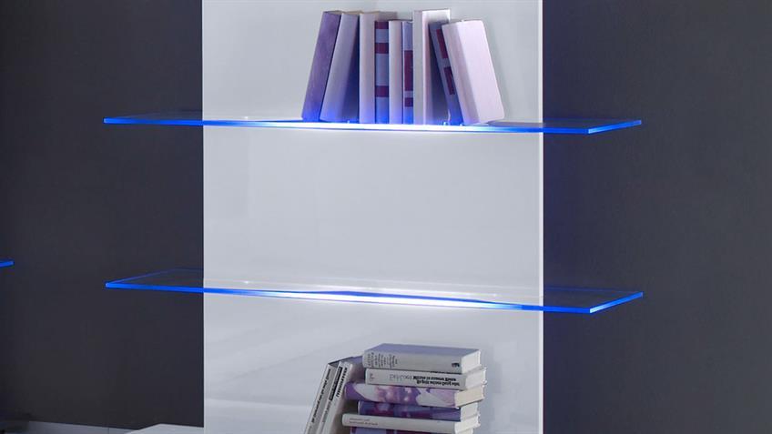 PRIMO LED-RGB Beleuchtung 2er Set mit je 6 LED Punkten