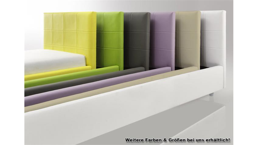 Polsterbett SMART Bett Schlafzimmerbett in sand 180x200 cm