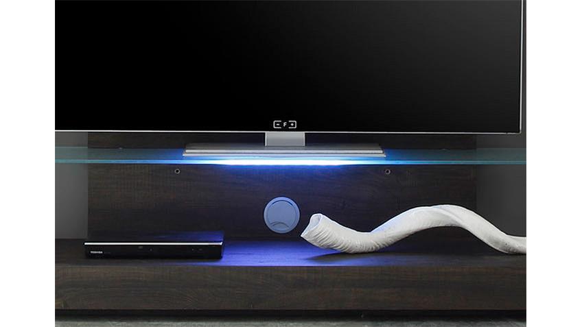 LED-RGB Glasbodenbeleuchtung inkl. Fernbedienung
