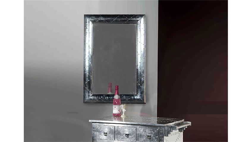 Spiegel AIRMAN Wandspiegel mit Aluminium beschlagen