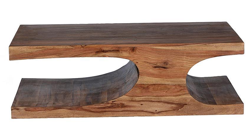 Couchtisch GOA von SIT Sheesham Holz massiv Breite 118 cm