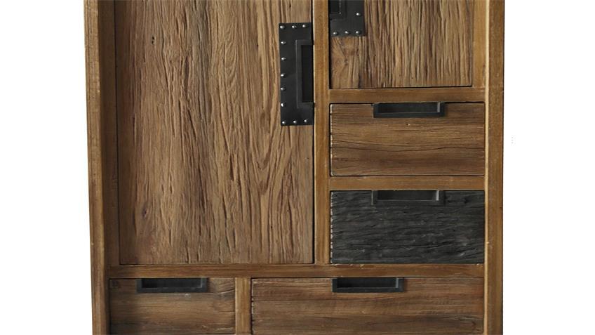 Highboard THALYSA von SIT Albesia Holz recyceltes Teakholz