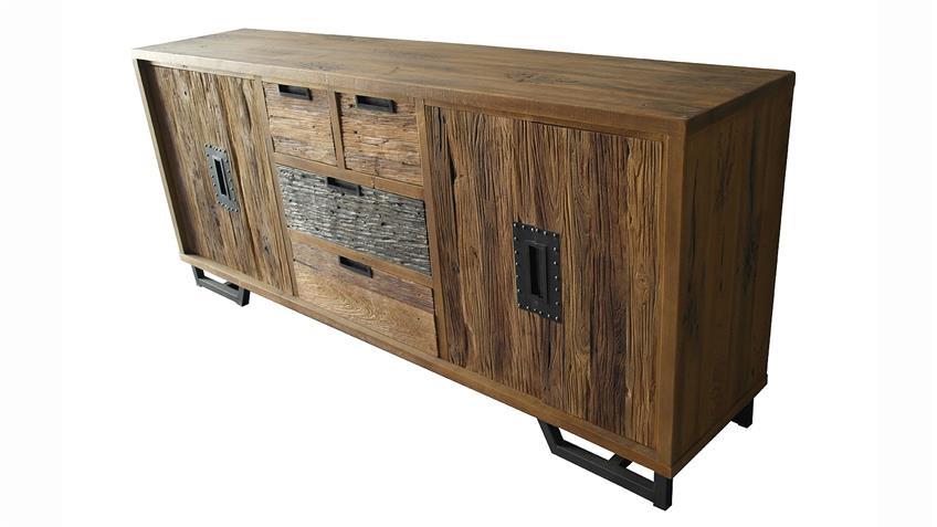 Sideboard THALYSA von SIT Albesia Holz Teakholz B 200 cm