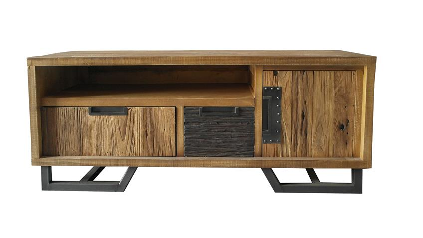 Lowboard THALYSA von SIT Albesia Holz recyceltes Teakholz