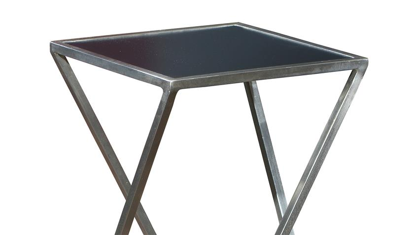 blumens ule art deco metall vernickelt und mdf schwarz. Black Bedroom Furniture Sets. Home Design Ideas