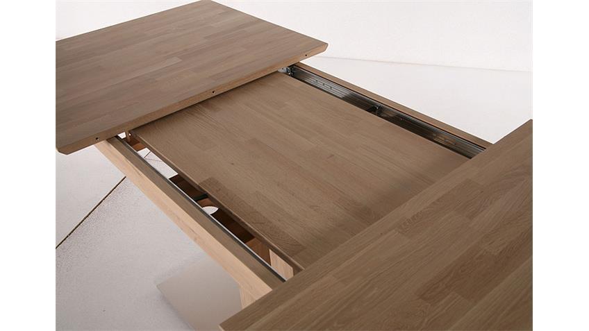 TENY Esstisch Sonoma Eiche lackiert - 180/230x90 cm