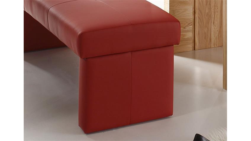 Tischgruppe JOHN 1XL DOMINO Eiche natur massiv cherry rot