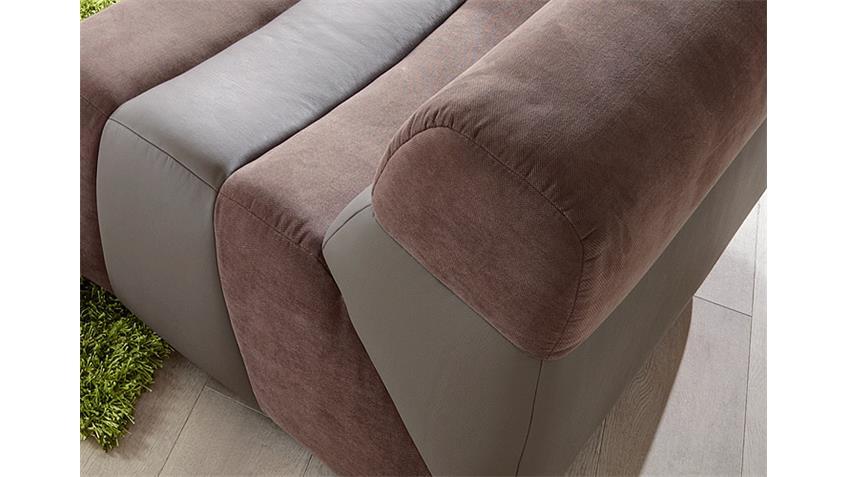 Sessel SCOUT TV Sessel Sofa Polstermöbel in braun hellbraun
