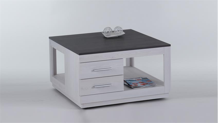 couchtisch dakar wohnzimmertisch auf rollen sibiu l rche. Black Bedroom Furniture Sets. Home Design Ideas