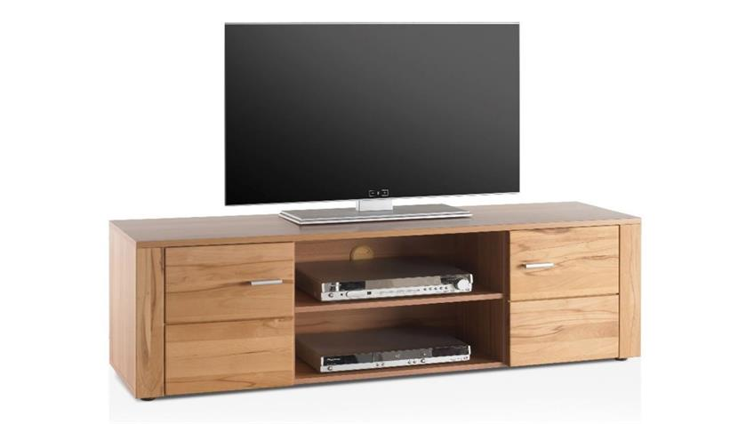 Lowboard TV-Board Donau Front Kernbuche teilmassiv geölt