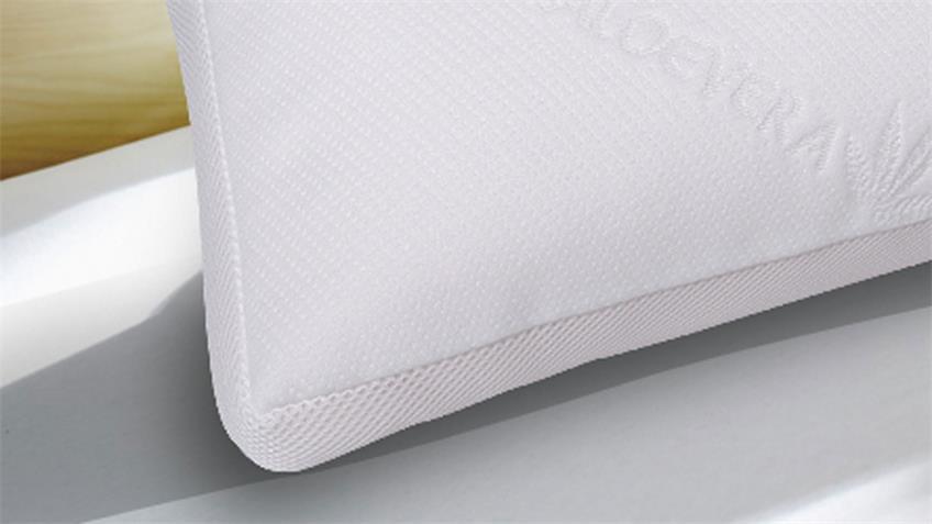 Komfort Schlafkissen CUPID MemoVita Viskoelastik 80x40