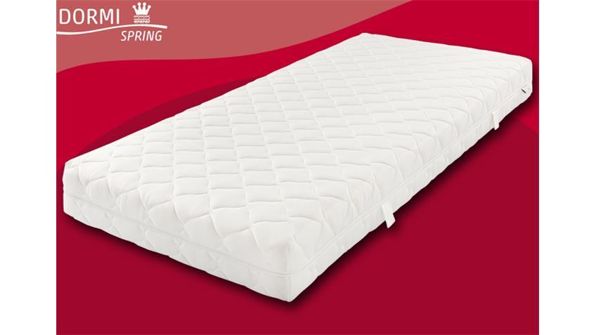 taschenfederkern matratze dormispring 7 zonen t100 140x200. Black Bedroom Furniture Sets. Home Design Ideas