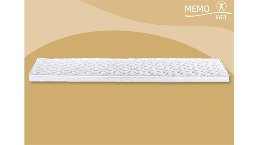 Matratzenauflage MEMOVITA V120 Viskoelastikschaum 90x200 cm