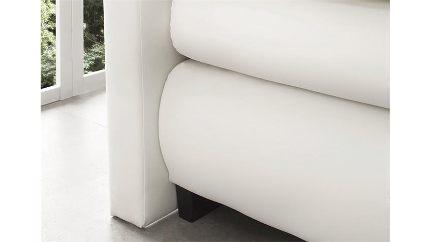 Boxspringbett BX 300 Bett Hotelbett in weiß 180x200