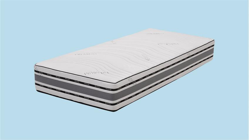 7 Zonen Micropocket Taschenfedern Matratze DORMISPRING T610 90x200