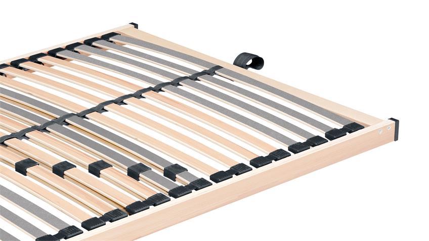 Lattenrost BRILLANT L 2040 Buche massiv 5 Zonen 90x200