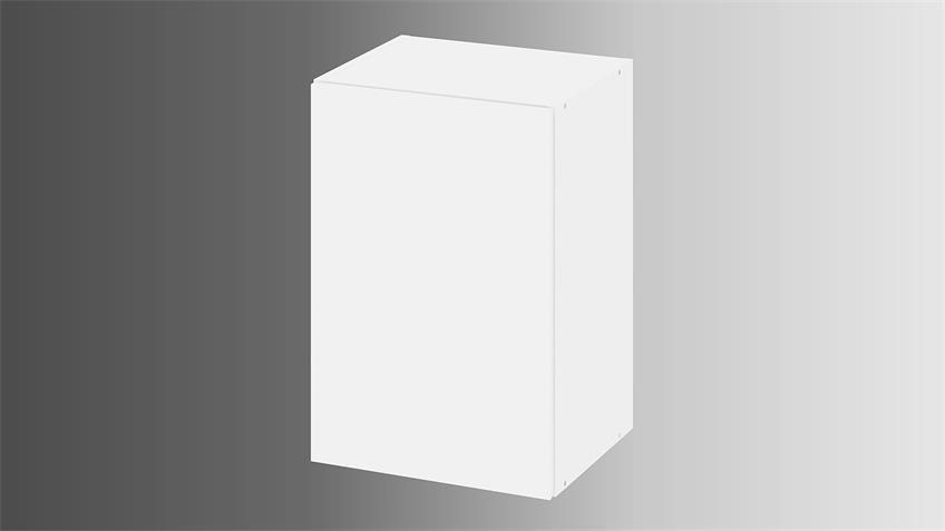 Hängeschrank IKUU 83418 Oberschrank in weiß Küche