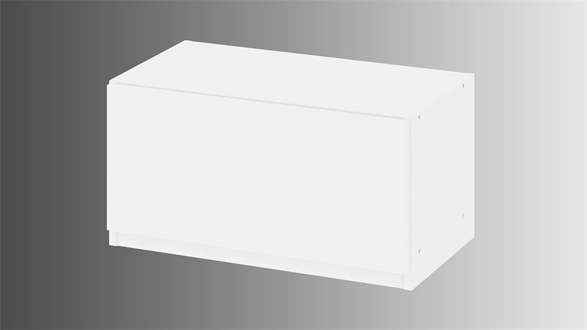 Hängeschrank IKUU 83419 Oberschrank in weiß Küche