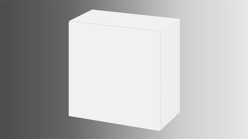 Hängeschrank IKUU 83420 Oberschrank in weiß Küche