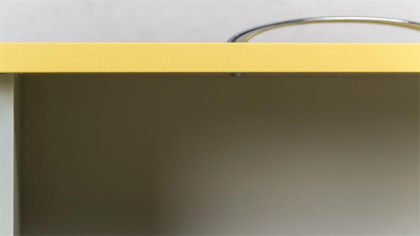 Sideboard COBRA Anrichte Kommode pastellgelb von Tenzo