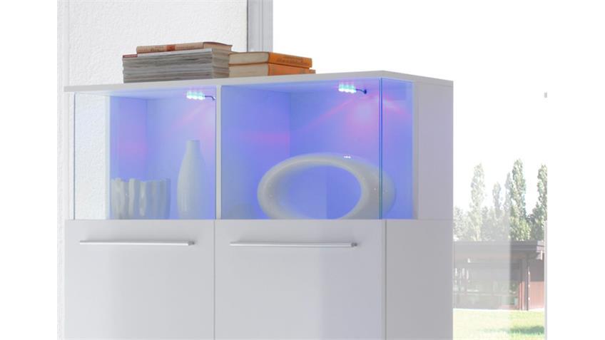 Unterbauspot 2er Set LED Farbwechsellicht passend für PUNCH