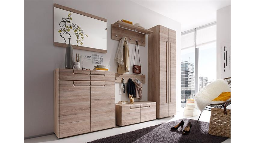unterteil malea san remo eiche hell tiefzieh. Black Bedroom Furniture Sets. Home Design Ideas