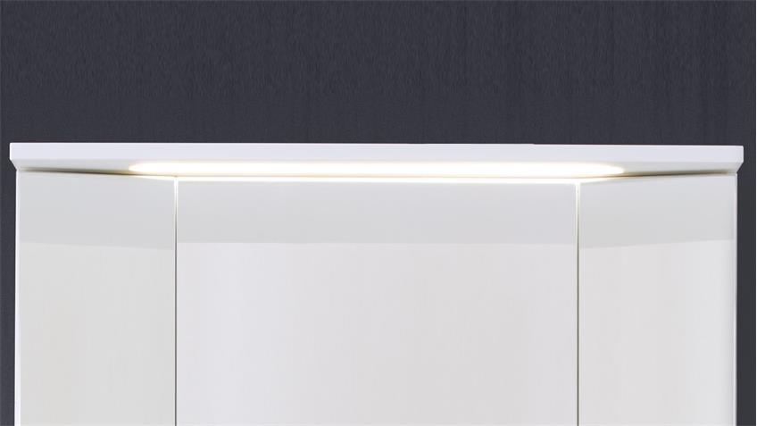 Spiegelschrank ADAMO 96x73 LED und Schalter-Steckdosenbox