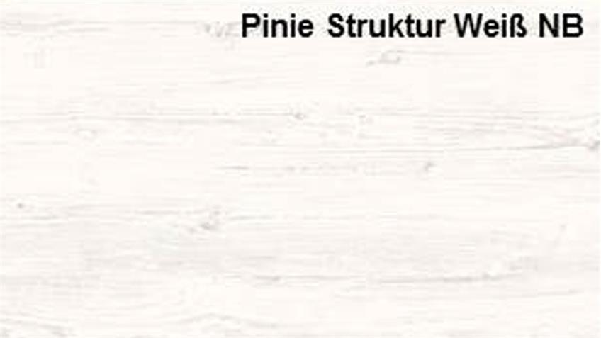 Couchtisch UNIVERSAL in Pinie Struktur weiß und Touchwood