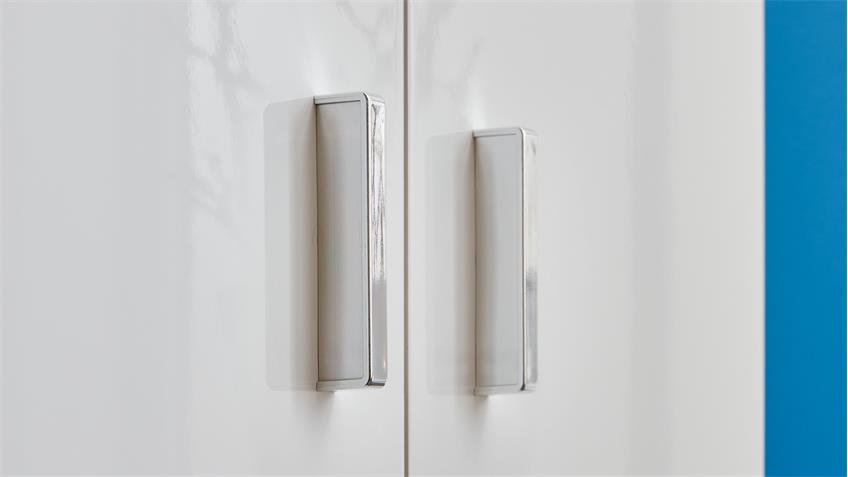 badezimmer vex wei hochglanz lackiert inkl keramikbecken und spiegel. Black Bedroom Furniture Sets. Home Design Ideas