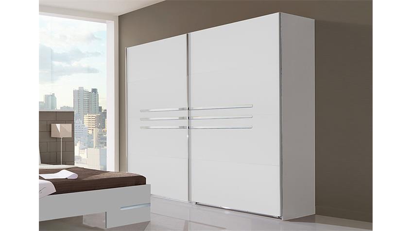 schwebet renschrank anna in alpinwei 225 cm. Black Bedroom Furniture Sets. Home Design Ideas