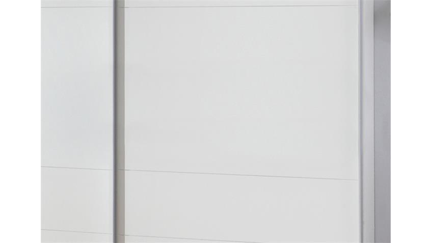 Kleiderschrank Chess 2-türig gesamt Alpinweiß 135 cm