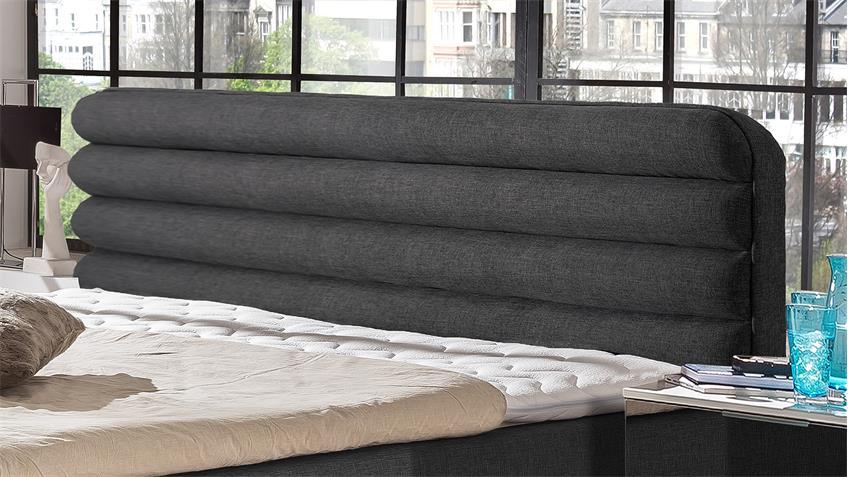 doppelbett malloca funktionsbett stauraum federkernbox mit. Black Bedroom Furniture Sets. Home Design Ideas
