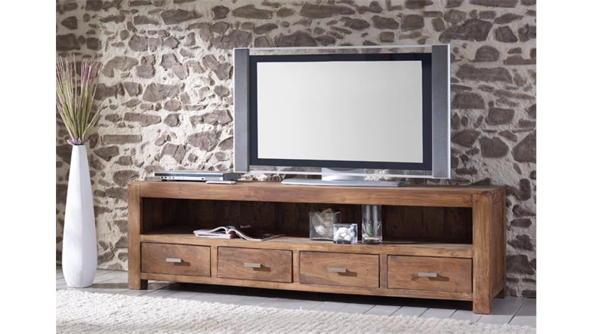 tv board longboard guru 6647 akazie massiv stone von wolf m bel. Black Bedroom Furniture Sets. Home Design Ideas