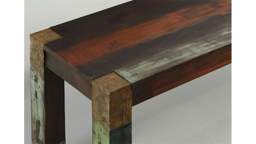 Bank 160 cm GOA von Wolf Möbel in Massivholz Mango
