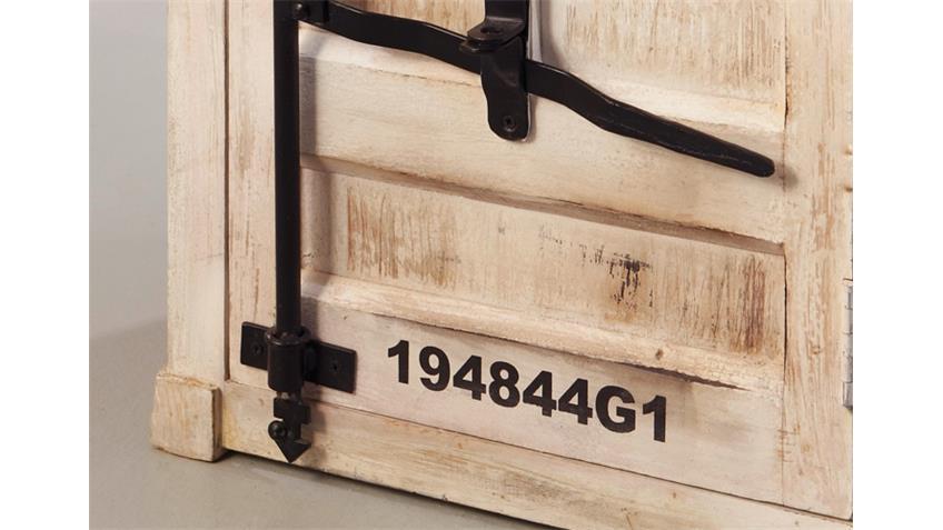 Kommode 6905 CONTAINER von Wolf Möbel in Antik weiß