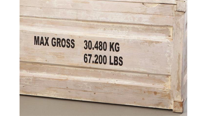 Couchtisch 6907 CONTAINER von Wolf Möbel in Antik Weiss