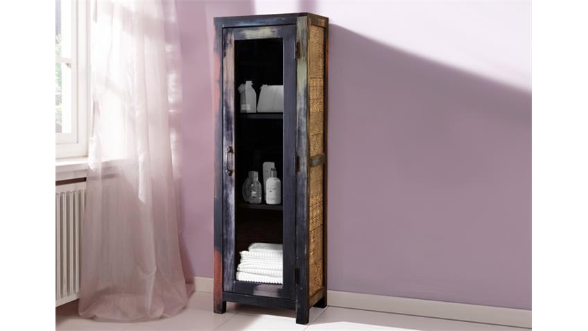 bad schrank goa von wolf m bel in massivholz mango. Black Bedroom Furniture Sets. Home Design Ideas