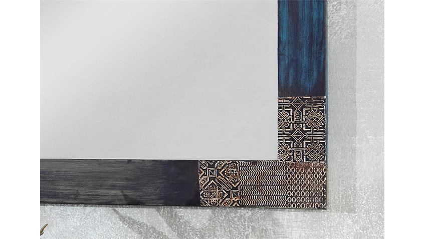 Spiegel GOA 90x60 von Wolf Möbel in Massivholz Mango