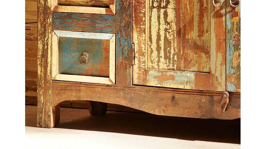 Kommode Himalaya 3707 old recycled wood von Wolf Möbel
