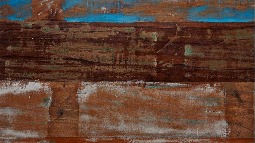 Lowboard HIMALAYA Retro 3761 TV-Board old recycled wood von Wolf Möbel