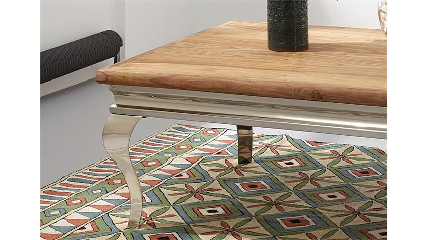couchtisch 2 bombay massivholz sheesham natur wolf m bel. Black Bedroom Furniture Sets. Home Design Ideas