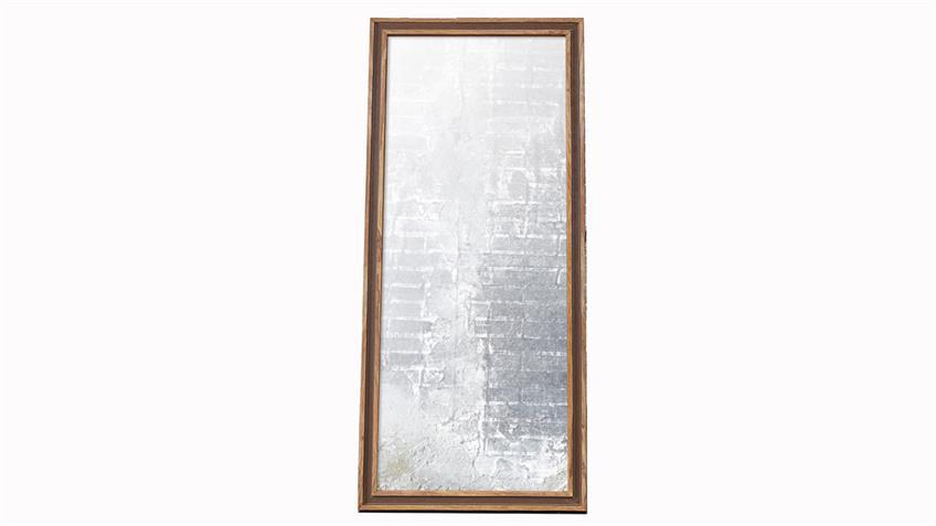 Standspiegel SHAN 6324 Wandspiegel aus Sheeshamholz