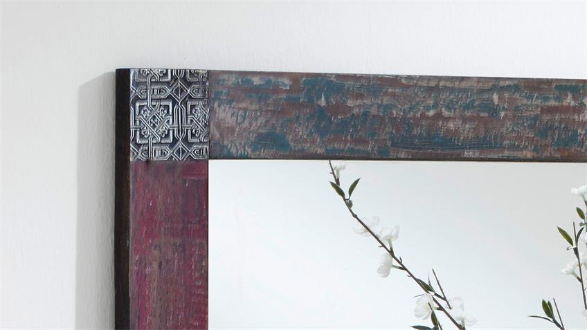Spiegel GOA RED 3513-HI von Wolf Möbel 135x70 Massivholz